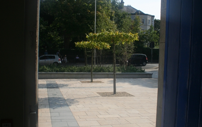 parish centre trees