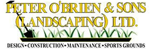 O'Briens Landscaping Logo