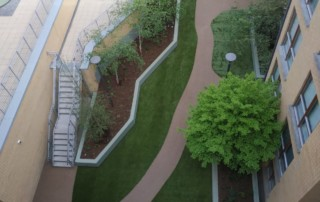 CITY CENTRE LANDSCAPING